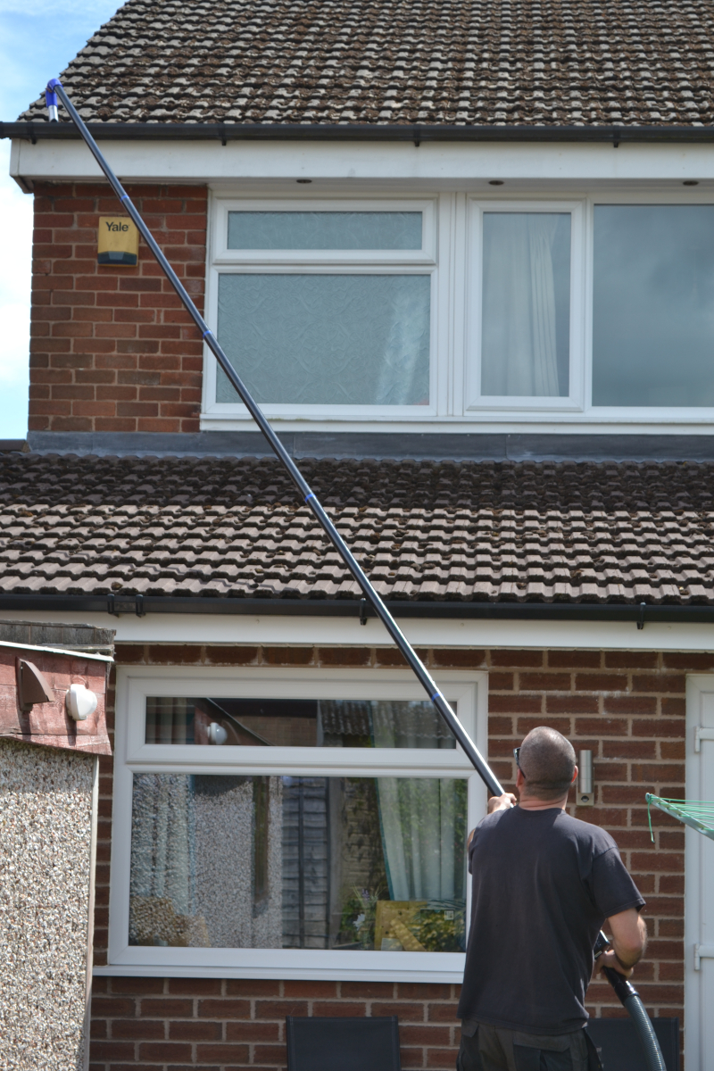 Gutter Cleaning & Repairs | Preston, Chorley, Wigan, Leyland, Bamber Bridge, Lostock Hall