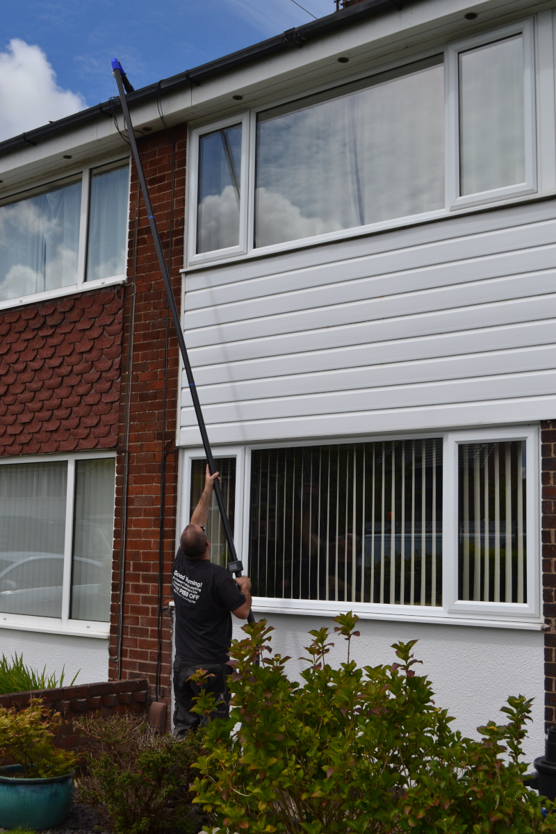 Gutter Cleaning & Repairs | Lancashire, North West England